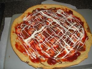 dessert pizza Rest In Pizza