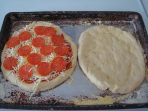 Homemade Pizza (2)